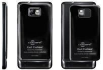 Cellsafe Samsung Galaxy SII Radi-Cushion Black