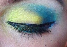 Heute habe ich einen Augen Makeup Look für euch, das ich vor einer Weile geschminkt hab und auch wenn ich sagen muss das ich mehr verb...