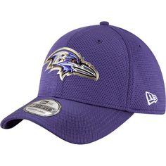 28c8735f9d9 New Era Men s Baltimore Ravens Color Rush 2016 On-Field 39Thirty Flex Hat