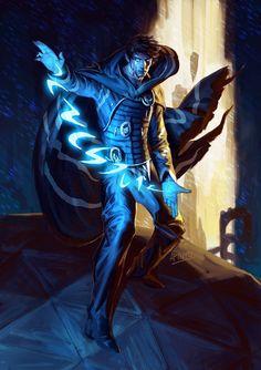 moonlit-ecstasy:  Jace, The Mind Sculptor. So...