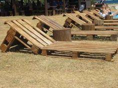 Old wood table diy decks 60 Best Ideas Pallet Crates, Old Pallets, Recycled Pallets, Wooden Pallets, Wooden Diy, Diy Wood, Table En Bois Diy, Diy Table, Outdoor Furniture Plans