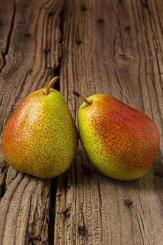 Two Pears - Artist: Garry Gay