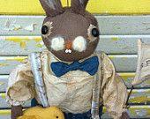 Primitive Spring Bunny Hal