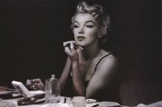 (24x36) Marilyn Monroe (In the Mirror) Art Poster Print, $4.41