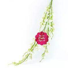 20 mosquitinhos artificiais grande flor artificial arranjo