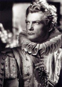 Jean Marais in Jean Cocteau's La belle et la bête