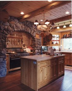 Rustic Wood and Stone Homes | ... Homes Stone And Wooden Architecture Finest Mountain House Design