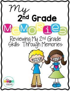 2nd Grade Memories Through Reviews