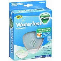 Vicks Waterless Vaporizer V1800