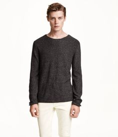 Purl-knit Sweater | H&M US