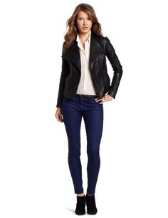 Robert Rodriguez Women's Biker Jacket | Fashion Too Cheap