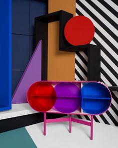 Behance :: Best of Behance Gado Gado, Memphis Design, Fire Starters, Boho Living Room, Adobe Photoshop Lightroom, Photo Projects, Decoration, Color Blocking, Backdrops