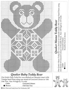 Cross-stitch Quaker Animals, part 9... (1) Gallery.ru / Foto # 13 - 147 - tatasha