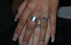 10 tattoo ring ideas