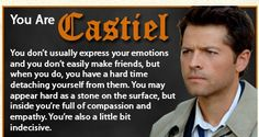 Which Supernatural Angel Are You? - BuddyTV