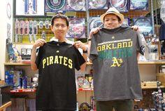 【大阪店】2014.07.30 久々にご来店頂きました!!ありがとうございます!MLB大好きとの事で^^またちょこちょこ遊びに来てくださいね^^