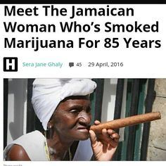 Let me introduce you melita gordon95 yrs old . . #weed #cannabis #marijuana #smoke #stoner #ganja #news #thegimmicks #info . .  http://ift.tt/1SZWmS0