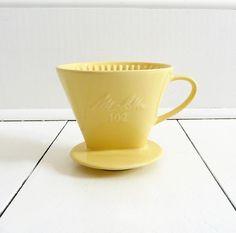 melitta porcelain... classy