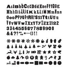 SLICE Fa La La Design Card