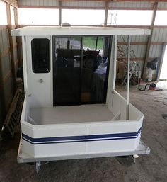 Trailerable Houseboats | 2005 Safari Craft Trailerable Pontoon Houseboat 24' X 8' - Used for ...