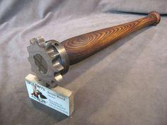 blacksmith Biker coconut fish hammer tool custom JESSE REED Baseball Bat handle   Collectibles, Tools, Hardware & Locks, Tools   eBay!