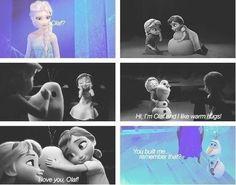 Oh, Frozen ❤️