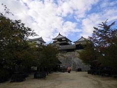 松山城 2014.10.14
