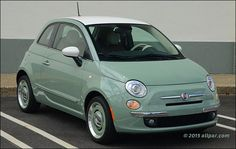 2015 Fiat 500 (automatic) 1957 Edition car review