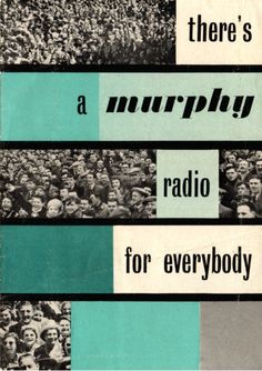 There's A Murphy Radio (Blue)
