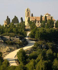 ermita near Calaceite by Marlis1, via Flickr