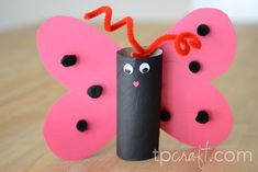an entire site of toilet paper roll craft ideas!