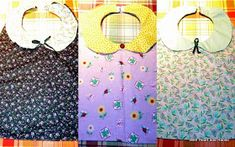 Michele Bilyeu Creates *With Heart and Hands*: Making an Adult Bib Bib Pattern, Free Pattern, Sewing Crafts, Sewing Projects, Sewing Ideas, Homemade Bows, Adult Bibs, Textiles, Fabric Patterns