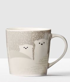 Starbucks Polar Bear Mug