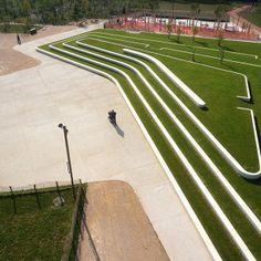 Clos Layat Park by BASE Landscape Architecture