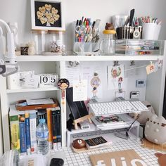 """legallystudies: """" I removed the tablet on the left so that I could make space for my 📚 so it's easily accessible, but I'm not sure how to feel about it. I feel like it makes my desk look more. Study Room Decor, Study Rooms, Room Ideas Bedroom, Room Setup, Bedroom Decor, Cute Room Ideas, Cute Room Decor, Ideas Decorar Habitacion, Desk Inspiration"""