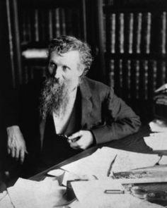 Naturalist John Muir.
