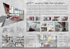 architecture storyboard presentation - Google'da Ara