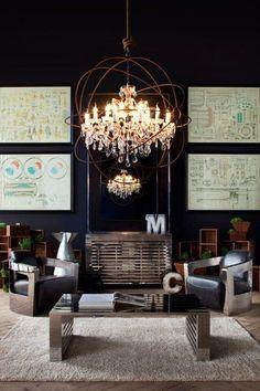 Diseño con materiales artesanales auténticos por Timothy Alton | Decoration Digest