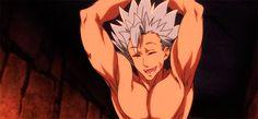 nanatsu no taizai ban y meliodas! (Doing their deadly handshake. Hunter Vs Hunter, Anime Hunter, Anime Naruto, Manga Anime, Seven Deadly Sins Anime, 7 Deadly Sins, Hisoka, Hot Anime Guys, Anime Love