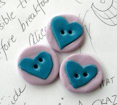 homemade buttons??!!