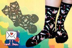 Artist Palette socks