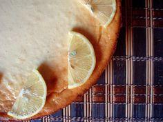 sama złodycz: Sernik limonkowo - bananowy z serków wiejskich