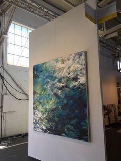 "We had a wonderful time this past weekend at ArtHause @ artMRKT San Francisco. Had fun sharing ""Splash""! Wonderful Time, Past, San Francisco, Windows, Paintings, Fun, Past Tense, Paint, Painting Art"