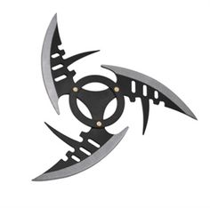 Vicious Spike Ninja Star For Sale   All Ninja Gear: Largest Selection of Ninja Weapons   Throwing Stars   Nunchucks