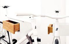 wandhaken fahrrad wandhalterung edelholz n 3 ein. Black Bedroom Furniture Sets. Home Design Ideas