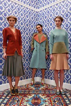 Tata Naka Autumn/Winter 2014 Ready-To-Wear Collection | British Vogue