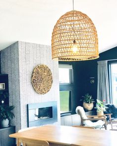 Visualize //ncould you see a Tunisian pendant in you own home? Check out this beautiful setting from Living Room Interior, Own Home, Tapestry, Interiors, Photo And Video, Pendant, Check, Beautiful, Home Decor