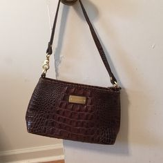 Brahmin Mini Shoulder bag can be converted into clutch Bags Mini Bags