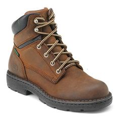 """Georgia Boot Women's G3362 GWP Steel Toe 6"""" Heritage Eagle Lights Outdoor Shoes,Mississippi Brown,6.5 M US Georgia. $125.16 Duty Boots, Georgia Boots, Hunting Boots, Outdoor Woman, Steel Toe, Western Boots, Mississippi, Fashion Boots, Eagle"""