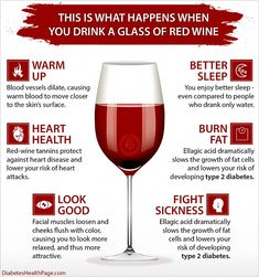 On 1 may What Happens When You Drink a Glass of Wine Every Night? Drinks Wine every day Red Wine Is Best for skin. Wine Tasting Party, Wine Parties, Red Wine Health Benefits, Beer Benefits, Wine Facts, Wine Chart, Wine Education, Wine Down, Wine Guide